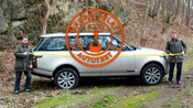 Neuer Range Rover im Handelsblatt-Test: My car is my castle