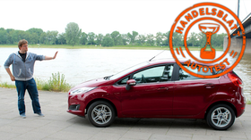 Ford Fiesta im Handelsblatt Autotest: Stop! In the Name of Love