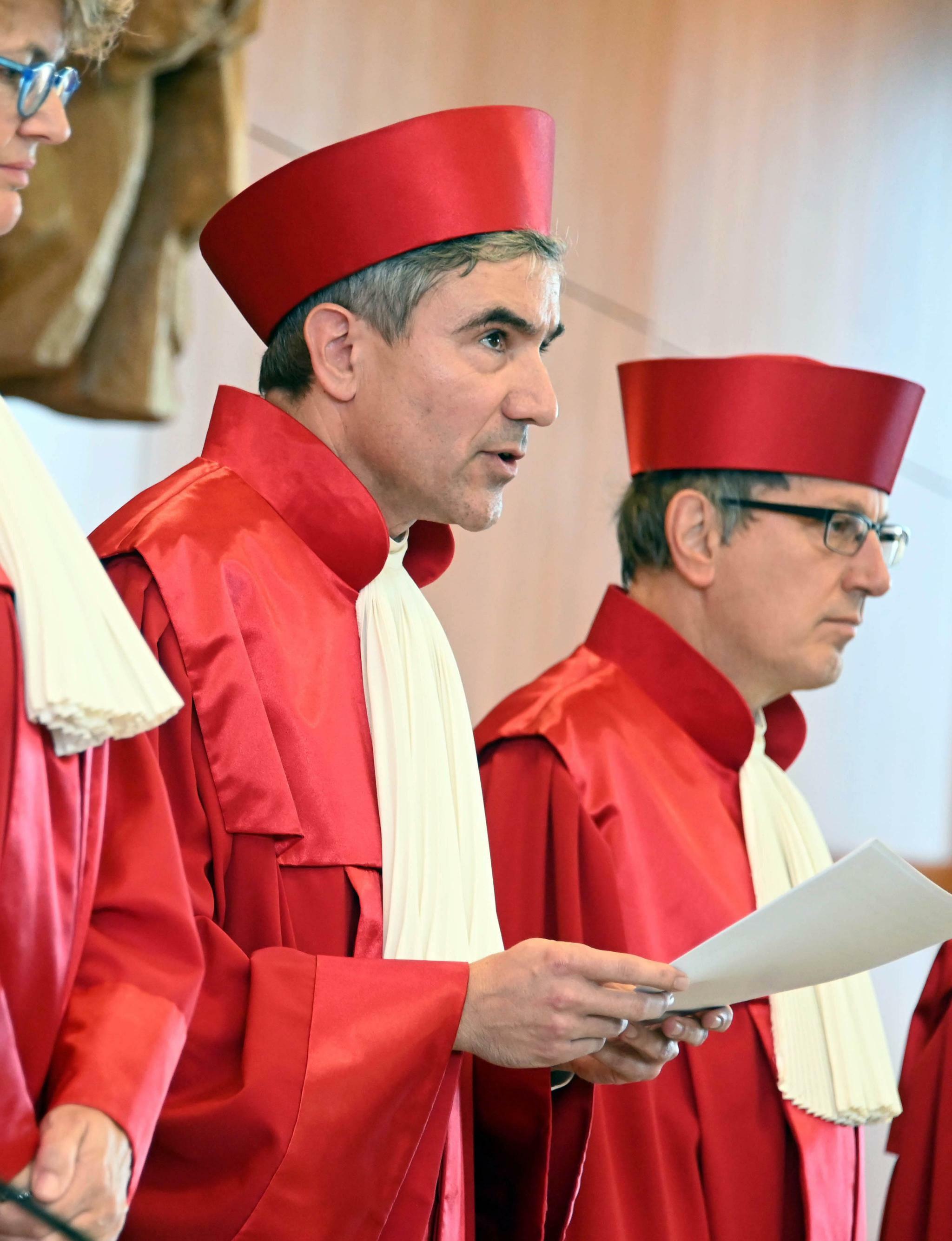 BVerfGG: Wahl zur Voßkuhle-Nachfolge steht unmittelbar bevor