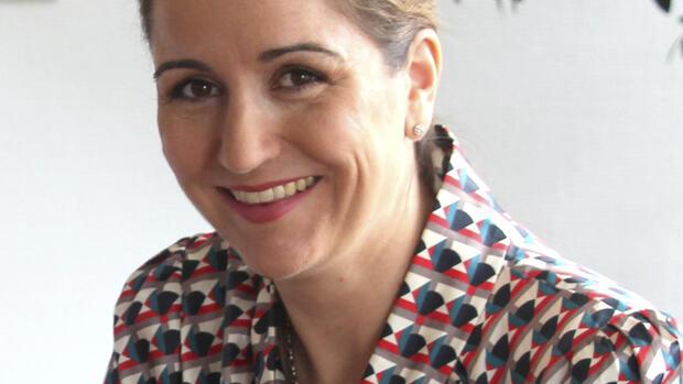 Stephanie Gerstacker hütet das geheime Glühweinrezept