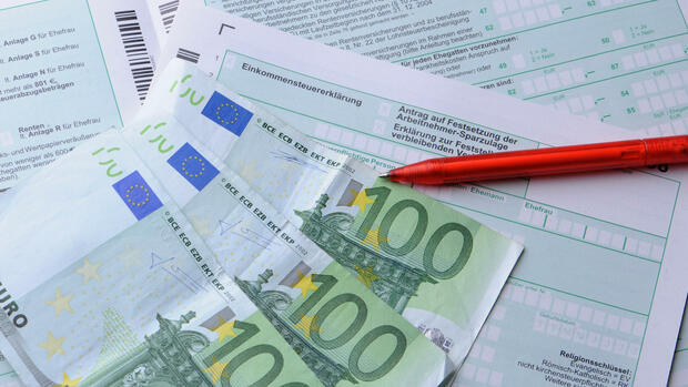 steuererkl rung s umigen steuerzahlern droht 25 euro strafe pro monat. Black Bedroom Furniture Sets. Home Design Ideas
