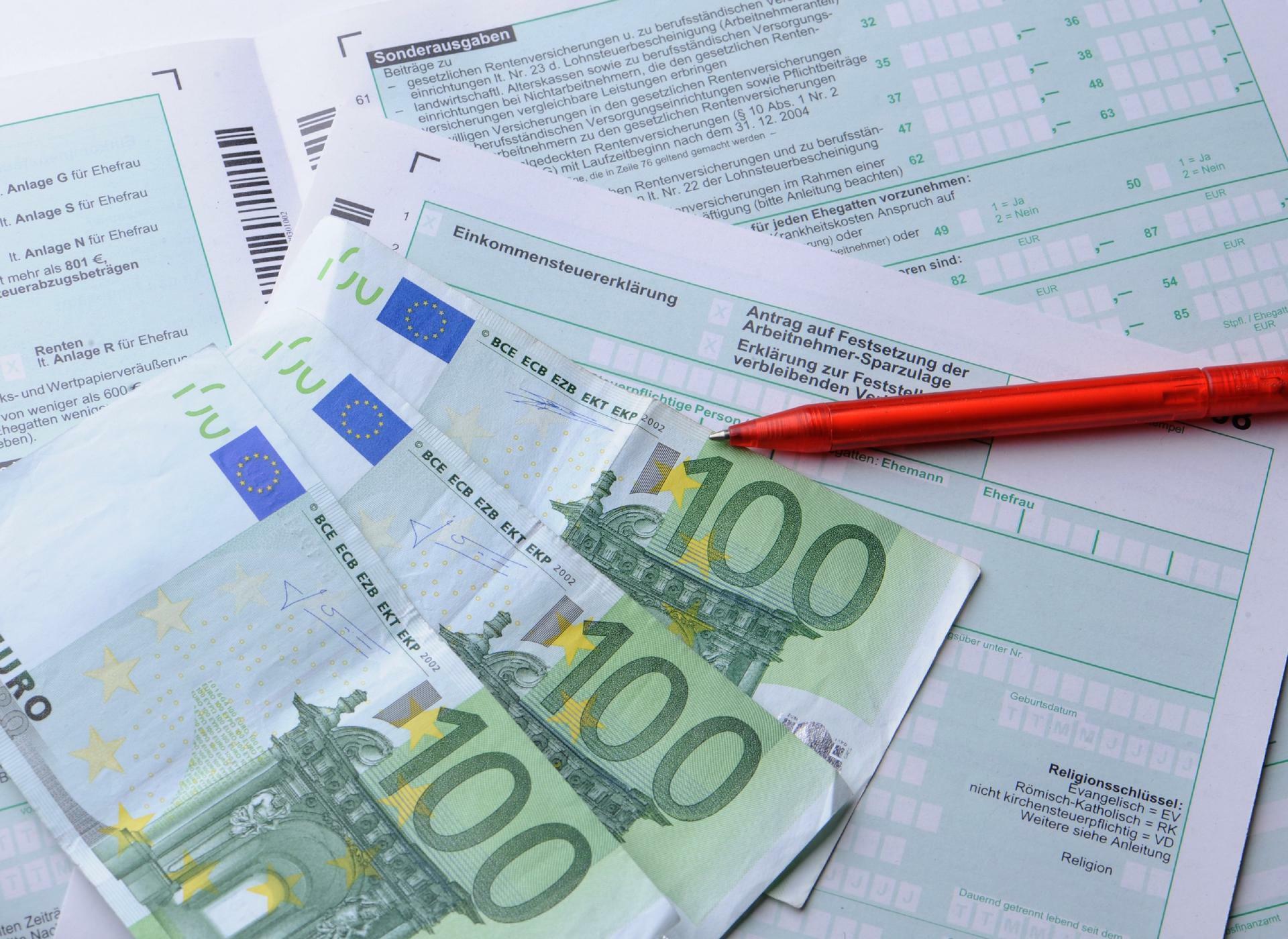 Steuererklärung: Wenn das Finanzamt sechs Prozent Zinsen zahlt on