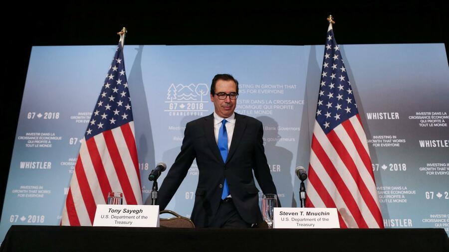 Trump - USA können Handelskrieg nicht verlieren