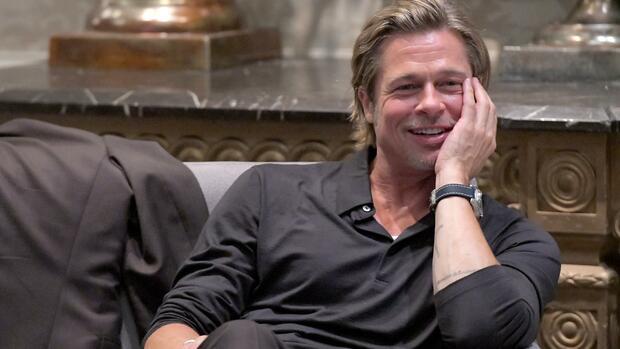 Serie: Stilikonen: Vier Modelektionen, die Männer von Brad Pitt lernen können