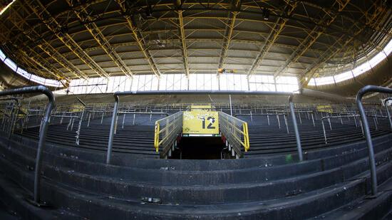 DFB bestraft Borussia Dortmund wegen Pyrotechnik