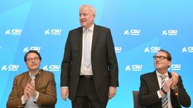 CSU-Klausur in Seeon: Seehofers Spagat