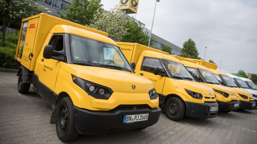 Deutsche Post-Tochter :Britische Milchmänner fahren künftig mit StreetScooter