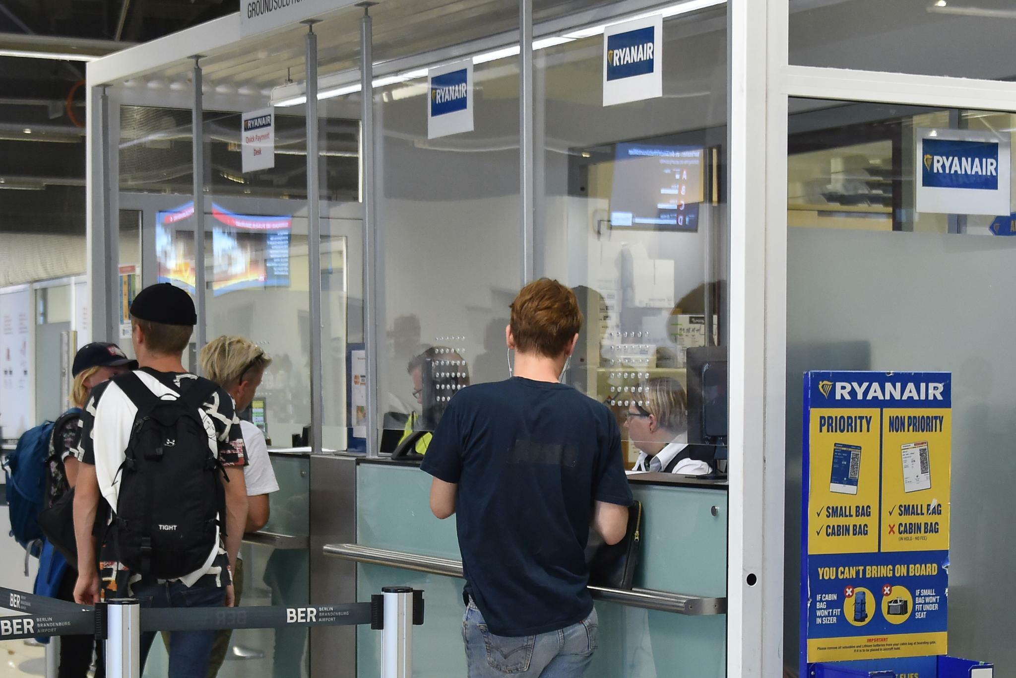 Ryanair: Experten rechnen mit hohen Chancen auf Entschädigung
