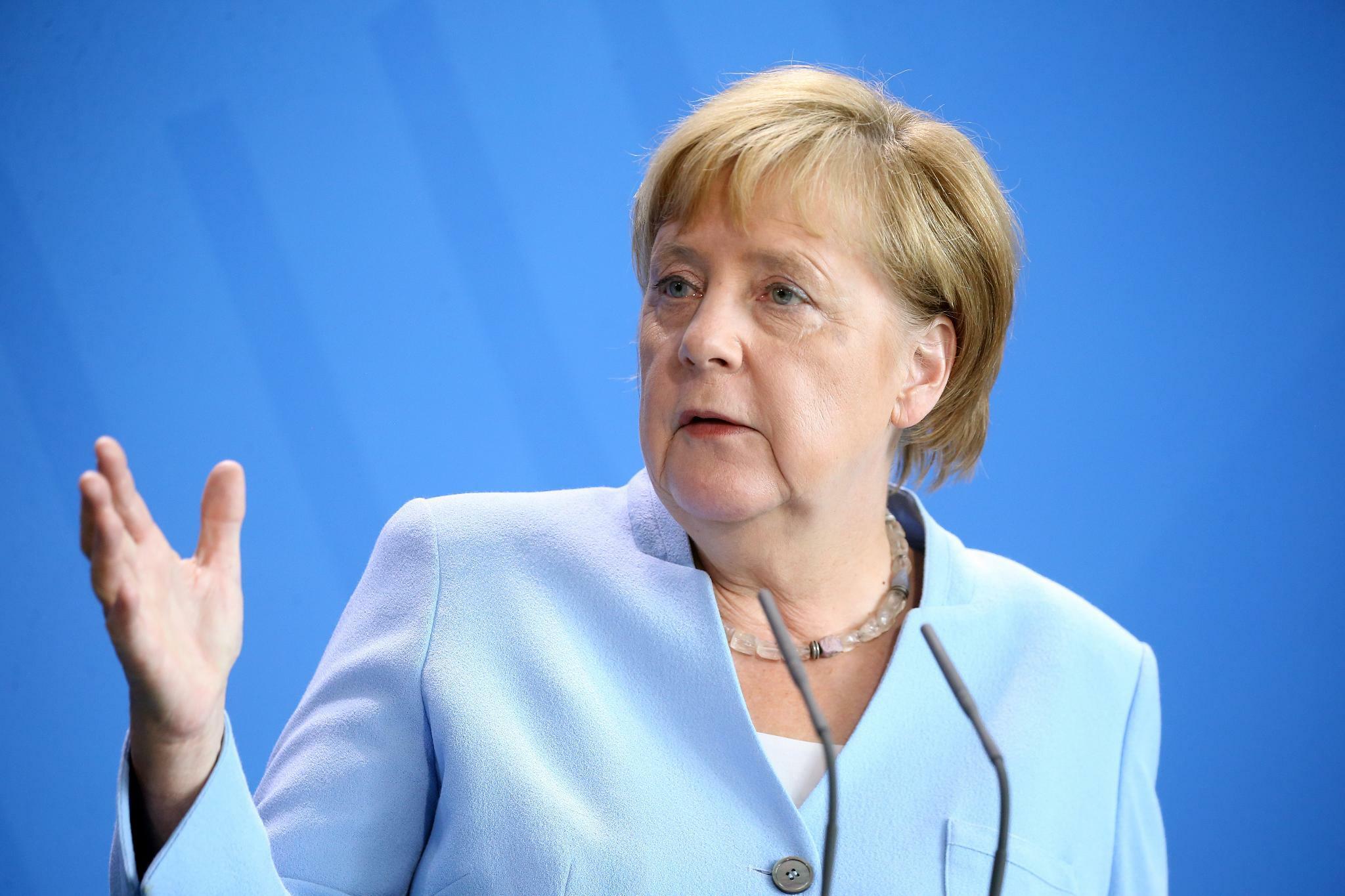 Merkel öffnet 5G-Netz für Huawei