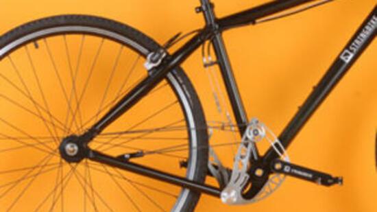 stringbike fahrrad ohne kette. Black Bedroom Furniture Sets. Home Design Ideas