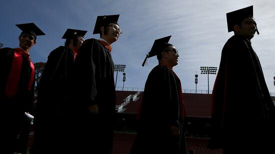 Studenten der Universität Stanford