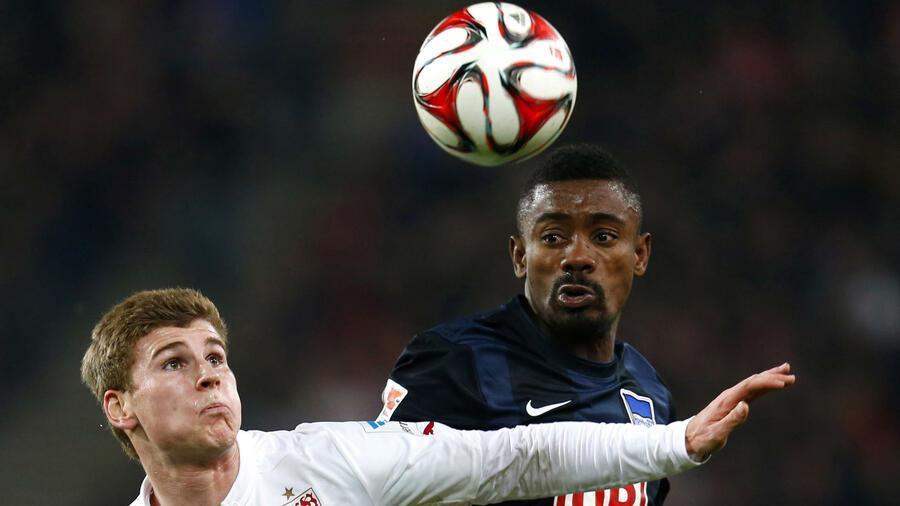 Stuttgart Gegen Hertha