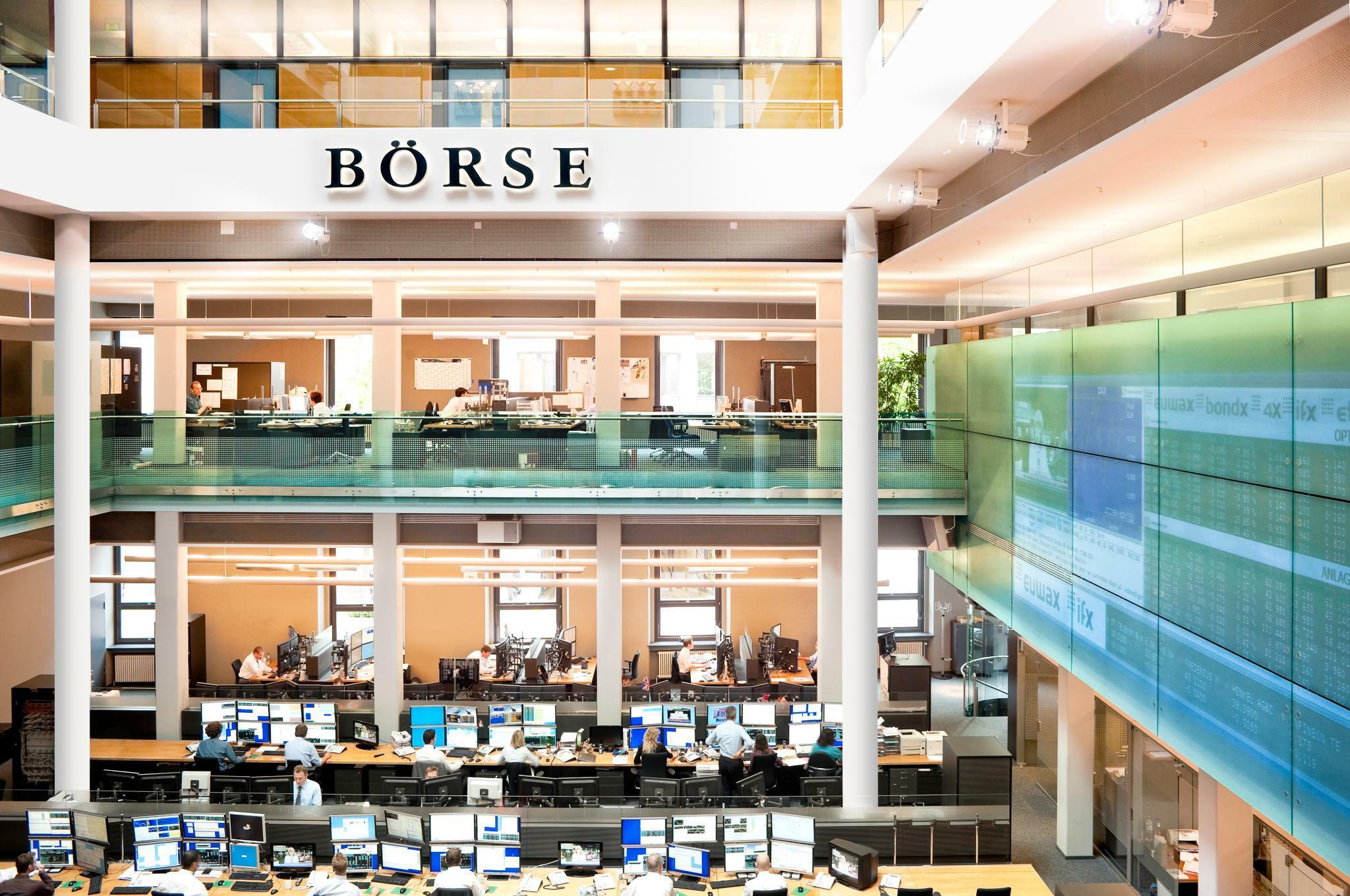 Börse Stuttgart startet Token-Marktplatz