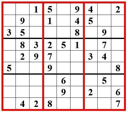 Sudoku Leicht Spielen