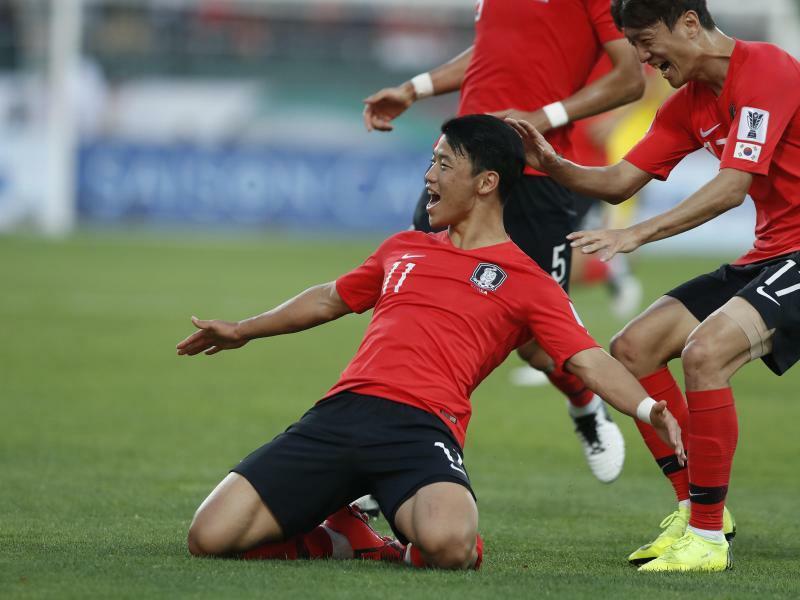 Südkorea und Katar im Viertelfinale des Asien-Cups
