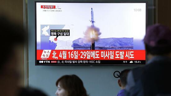 Vereinte Nationen verurteilen Nordkoreas Raketentest