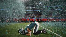 National Football League: Philadelphia gewinnt erstmals Super Bowl