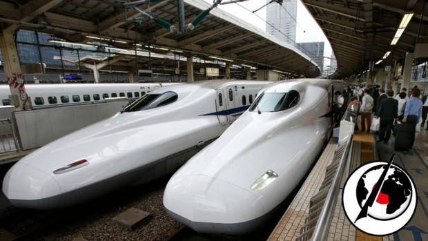 Weltgeschichte: Japan bremst den Individualverkehr bewusste aus