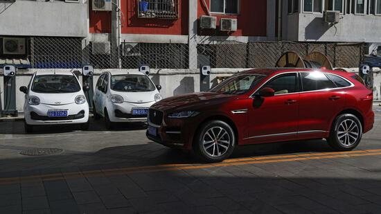 Auto: VW rechnet in China mit guten Geschäften
