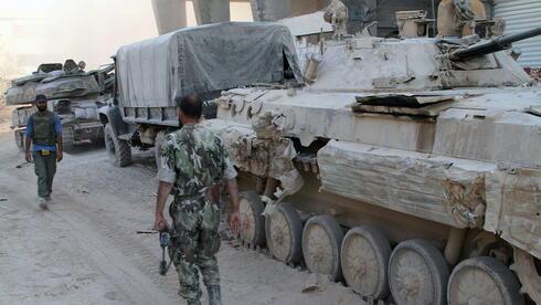 Der Iran hat die USA indirekt vor einer militärischen Intervention in Syrien gewarnt. Quelle: dpa
