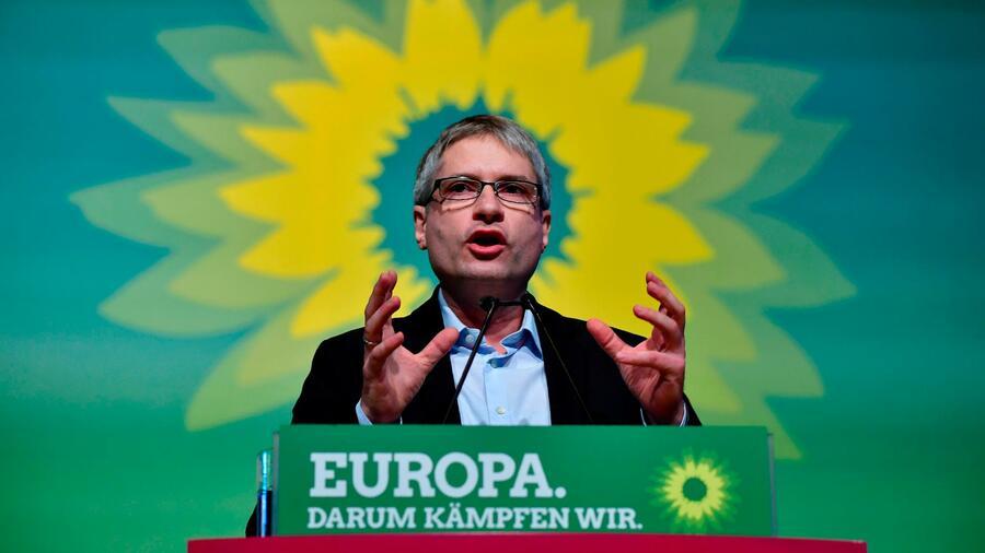 Grünen Spitzenkandidat