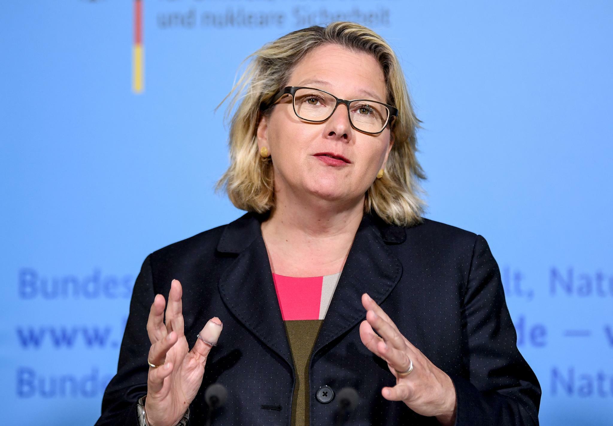 Svenja Schulze will nicht für SPD-Vorsitz kandidieren