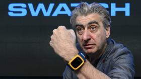 """One more thing"": Swatch stibitzt legendären Apple-Spruch"