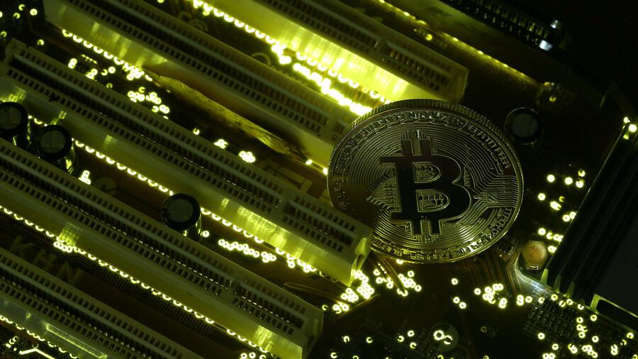 Warum ist der Bitcoin so abgesturzt