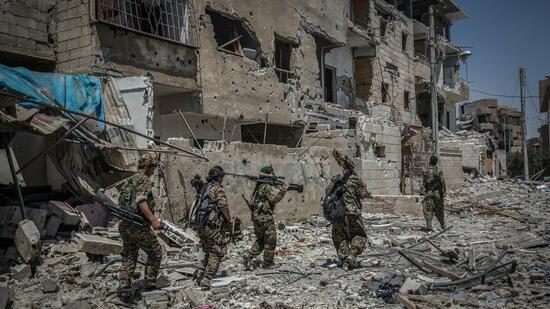 Youtube: Zeugnis des syrischen Bürgerkriegs gefährdet