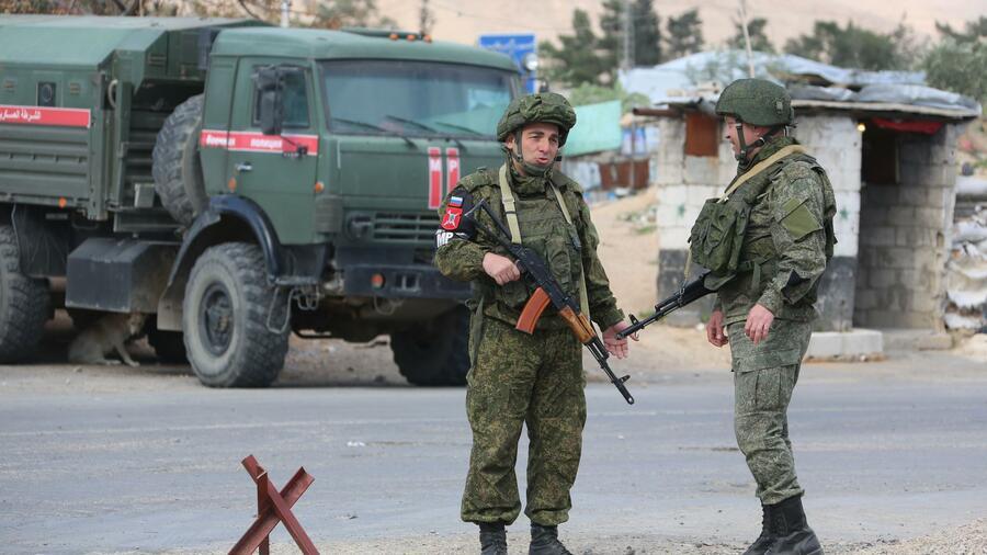 Assads Armee dringt in wichtige Ortschaft in Ost-Ghouta vor