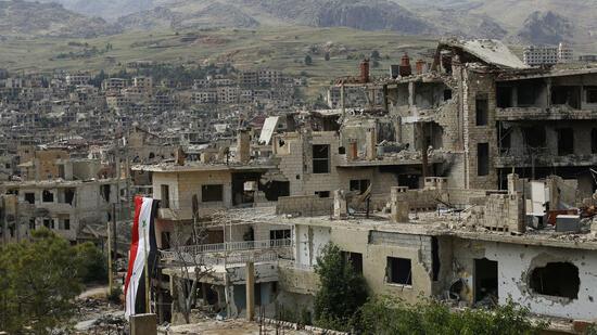 Znalezione obrazy dla zapytania amerikanisches heer in syrien - fotos