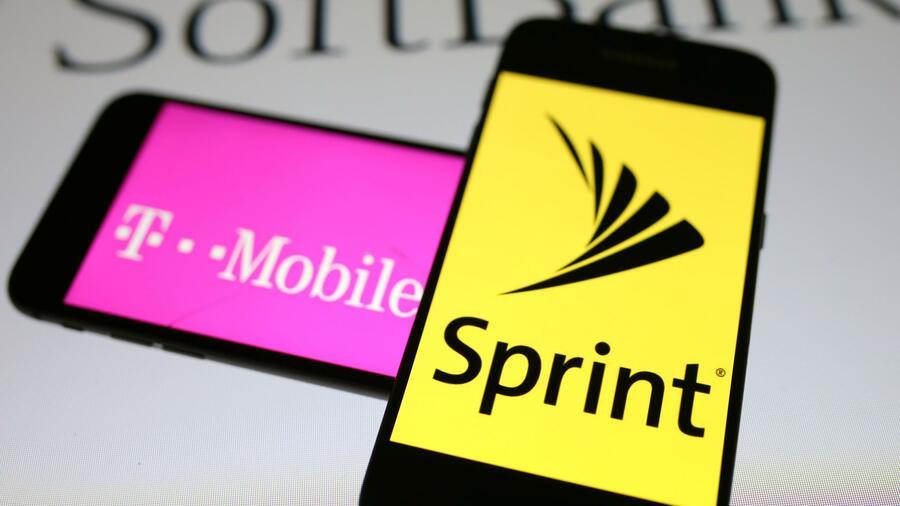 T-Mobile US und Sprint nehmen offenbar Fusionsverhandlungen wieder auf