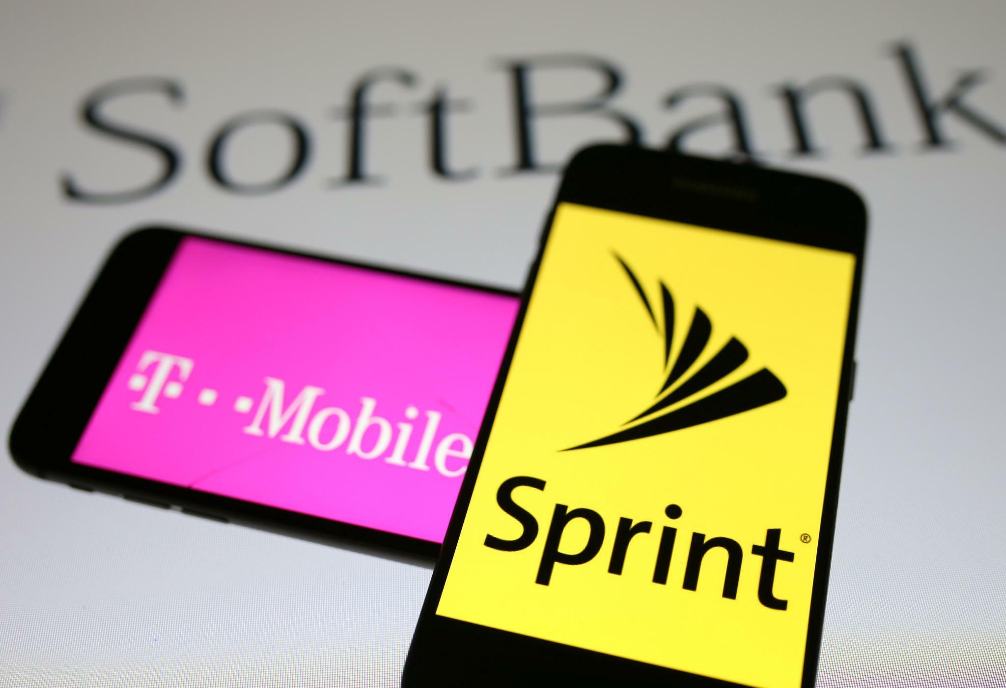 T Mobile Us Und Sprint Sprechen Wieder über Eine Fusion