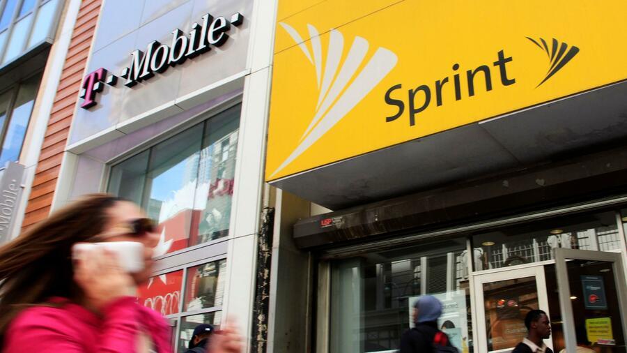 T-Mobile und Sprint erwägen offenbar Verkauf von Mobilfunkfrequenzen
