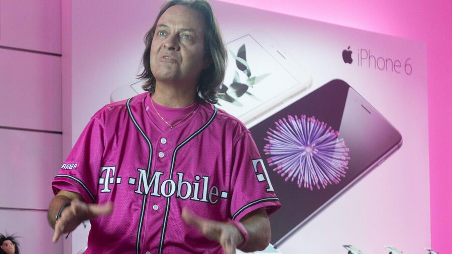 T Mobile Us Chef Legere Der Wichtigste Mann Der Telekom