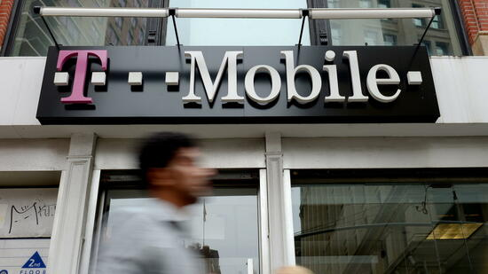 T-Mobile US-Shop in New York