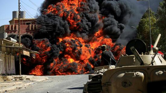 Irakische Armee erobert Zentrum von Tal Afar zurück