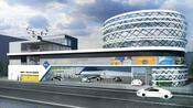 Tankstelle der Zukunft: Wenn die Tankstelle zum Lufttaxi-Landeplatz wird