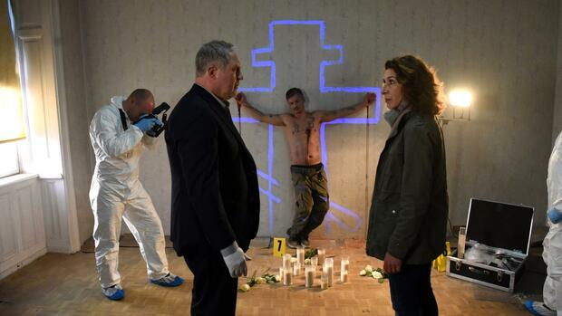 Tatort aus Wien: Ritual-Mörder oder CIA-Killer?