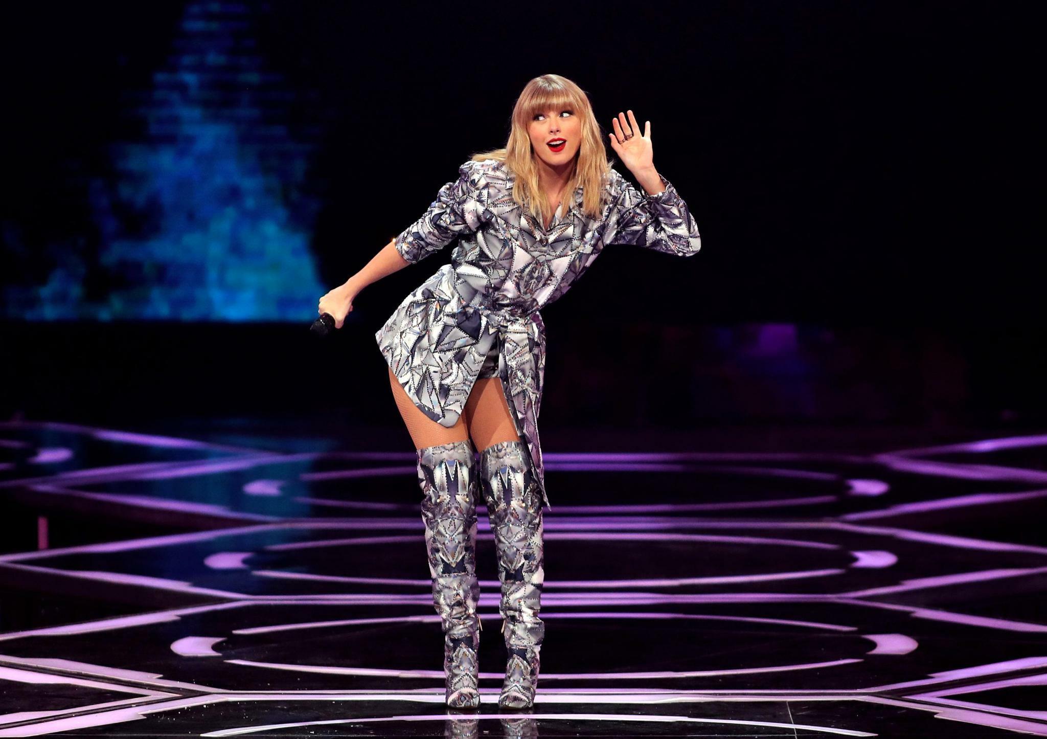Taylor Swift: Popstar mit Misstönen