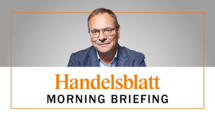 Audio 24. April: Morning Briefing für die Ohren