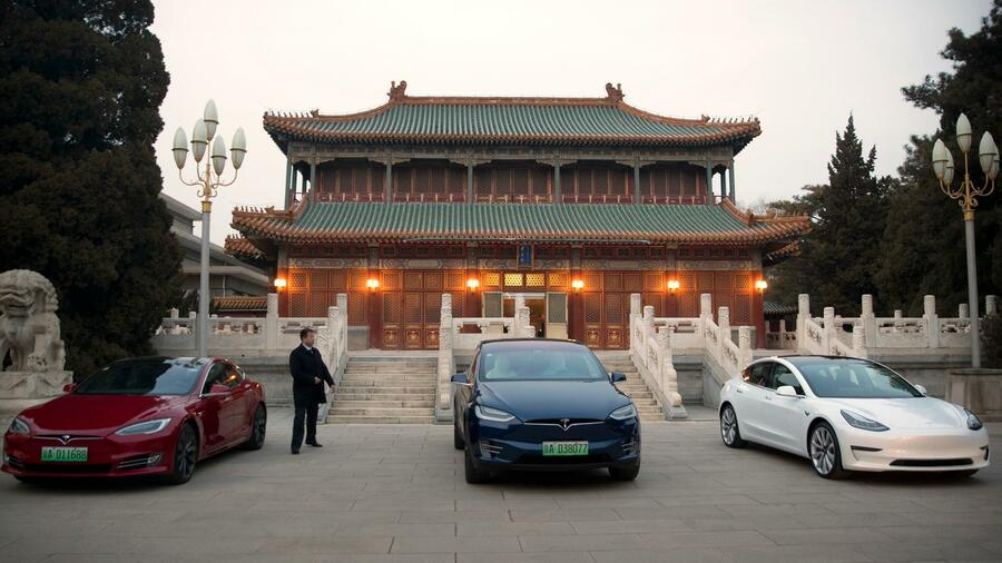 Tesla verhandelt offenbar mit Chinesen über Batterielieferung für Werk in Schanghai