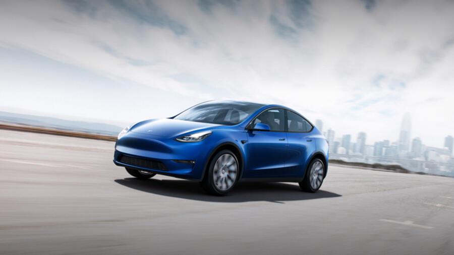 Mit diesen Varianten geht das Tesla Model Y an den Start
