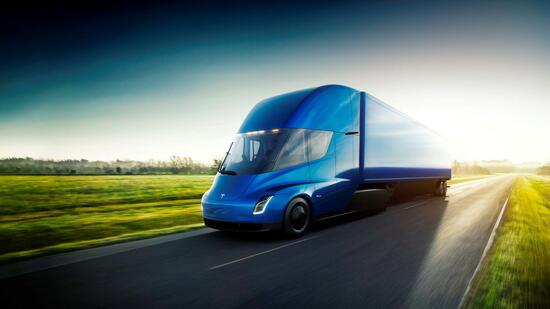 PepsiCo bestellt 100 Tesla-Trucks