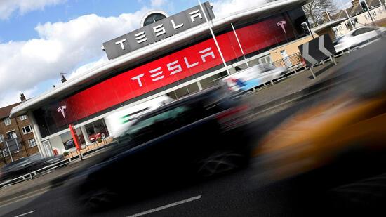 Der ehemalige Unternehmenschef von Grohmann, Klaus Grohmann, war bereits wegen eines Streits mit Tesla zurückgetreten. Quelle: Reuters