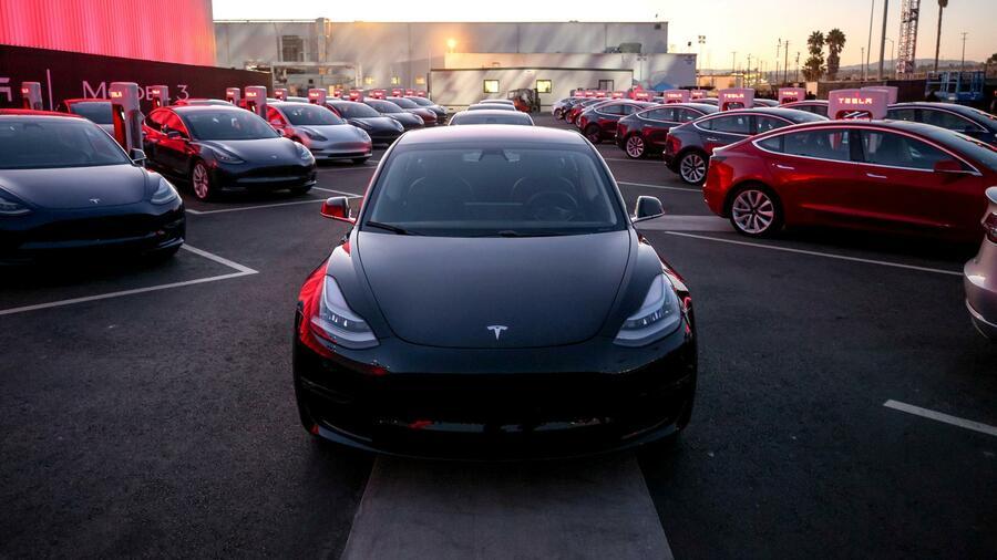 Gespräche mit zwei Bundesländern:Tesla erwägt Gigafactory in Deutschland