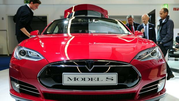Autoverkaufe In Europa Teslas Model S Verkauft Sich Besser Als Die
