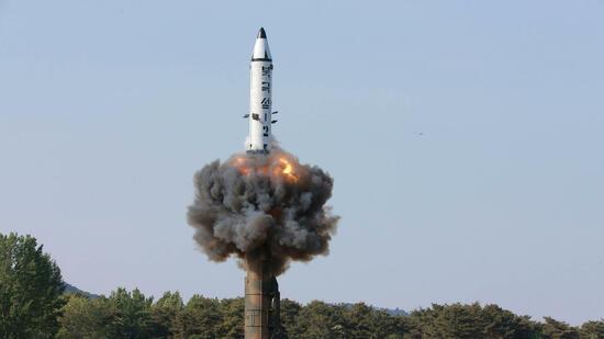 Gefahr aus Nordkorea steigt: USA testen Raketenabwehr