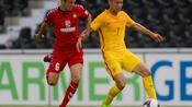 Fußball: Drittligist Großaspach gewinnt Test gegen Chinas U20