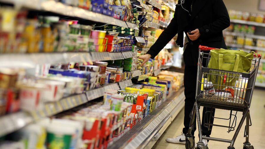 Deutsche Inflationsrate steigt im März leicht